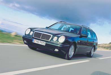 Mercedes-Benz E-Class T-Modell