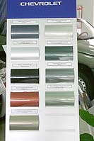 Chevrolet Niva, 2008 год: варианты окраски