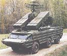 Боевая машина 9А33БМ2 (шасси БАЗ-5937), входящая в состав зенитно-ракетного комплекса 9К33М2 Оса-АК, 1975-1980 гг.